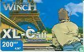 XL-Call Largo Winch (Eiffeltoren)