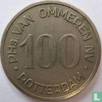Boordgeld 1 gulden 1964 van Ommeren