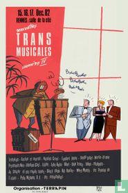 Rencontres trans musicales numéro IV