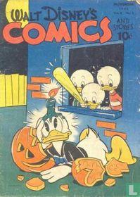 Walt Disney's Comics and Stories 38