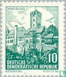 Landschappen en historische gebouwen