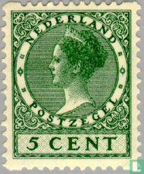 Queen Wilhelmina-Type ' Veth '