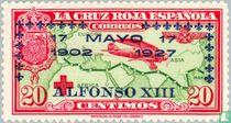 Alfonso XIII 25 jaar koning