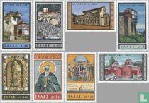 1000 jaar Klooster berg Athos