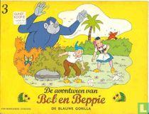 De blauwe gorilla
