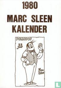 1980 Marc Sleen kalender