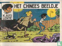 Het Chinees beeldje