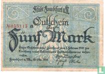 Frankfurt 5 Mark