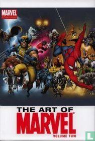 The Art of Marvel 2