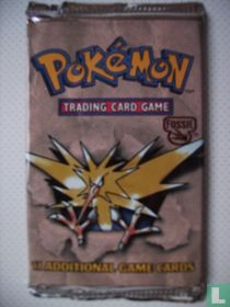 Booster - Wizards - Fossil (Zapdos)