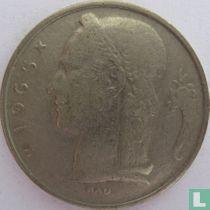 België 5 francs 1965 (FRA)