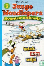 Jonge Woudlopers avonturenboek 3