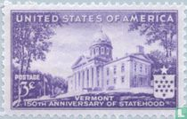 150 years Vermont Statehood