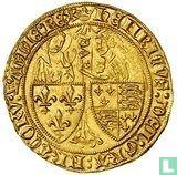 """France """"Salur d'or"""" 1423 (Saint-Lô)"""