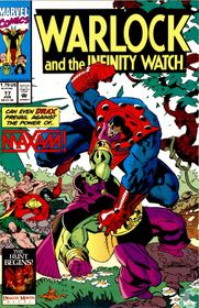 Warlock and the Infinity Watch 17