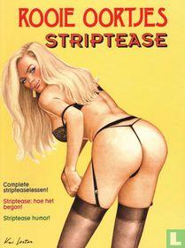 Rooie Oortjes Striptease 1