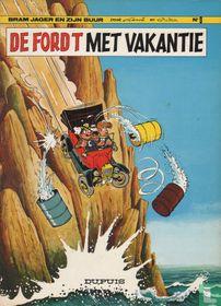 De Ford T met vakantie