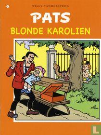 Blonde Karolien