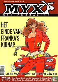 Myx stripmagazine 2e jrg. nr. 2a