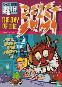 U000287 - The day of the Beast