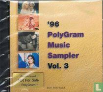 '96 PolyGram Music Sampler Vol. 3