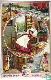 Frauengestalten aus Opern Richard Wagner_s
