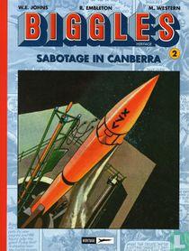 Sabotage in Canberra