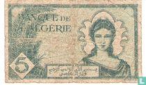 Algerije 5 Francs 1942