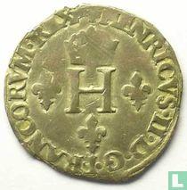 France 1 / 2 gros Paris 1550