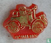 Scania 1902 [goud op rood]