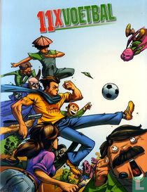 11 x voetbal