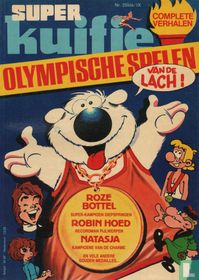 Olympische Spelen van de lach!