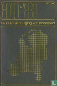 De neutrale neiging van Nederland