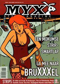 Myx stripmagazine 3e jrg. nr. 2
