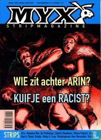 Myx stripmagazine 3e jrg. nr. 6