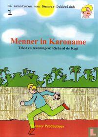 Menner in Karoname
