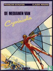 De medianen van Cymbiola