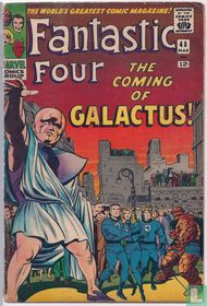 The Coming of Galactus