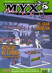Myx stripmagazine 4e jrg. nr. 6