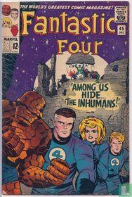Among Us Hide... The Inhumans