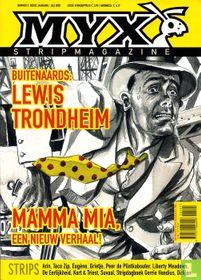 Myx stripmagazine 3e jrg. nr. 5