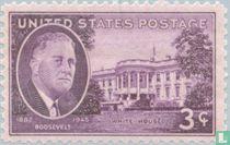 Overlijden President Roosevelt