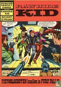 Pistoolschoten knallen in Fury Falls!
