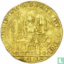 France 'golden chair 1337