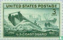 Bijdrage US kustwacht Tweede Wereldoorlog