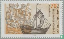 650 jaar Hanze