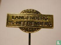 Drop Langenberg 's-Heerenberg Drop [bruin]