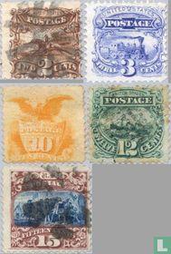 1869 Verschillende voorstellingen (USA 5)