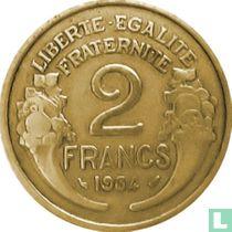 Frankrijk 2 francs 1934