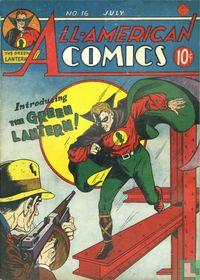 The Origin of the Green Lantern